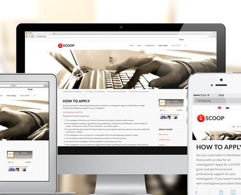 scoop-web-design-presentation