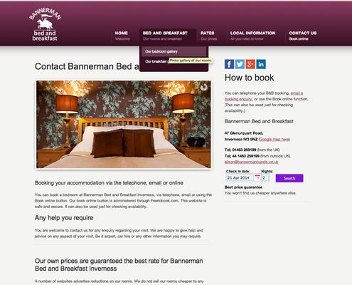 Copenhagen web design