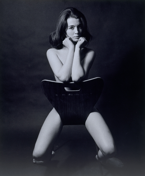 Christine Keeler Jacobsen chair