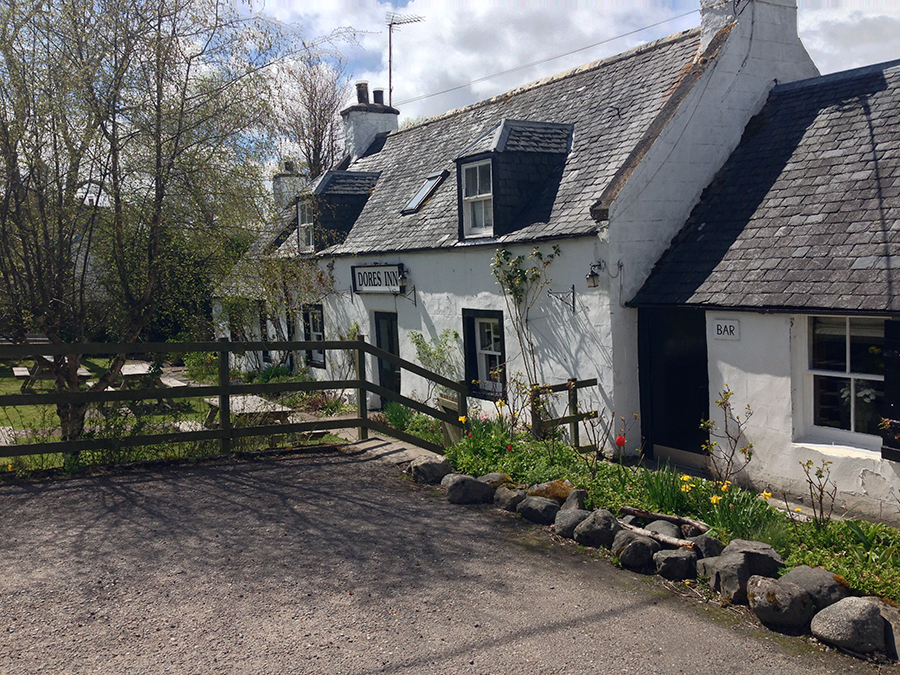 Dores Inn Loch Ness