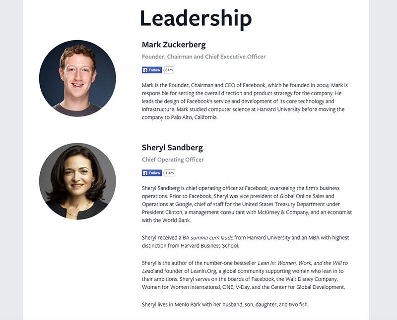 facebook-profile-page