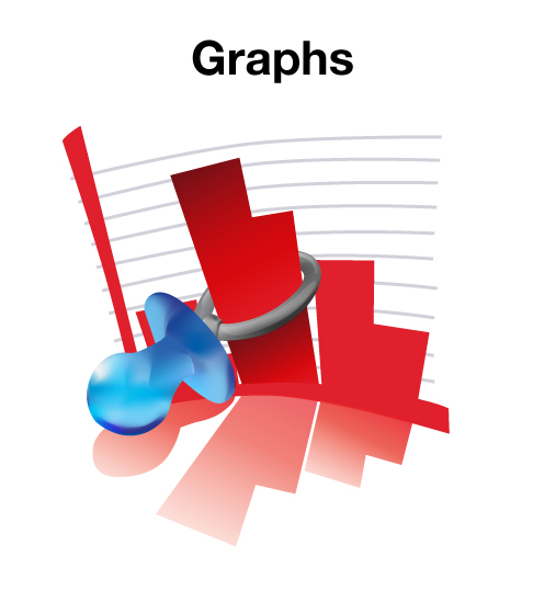 Graph dummy illustration