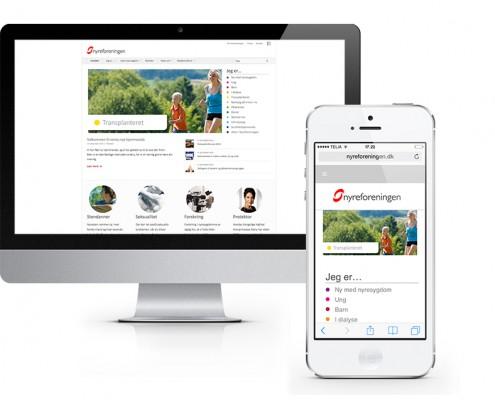 nyreforeningen-web-design
