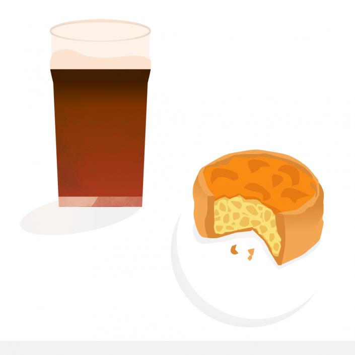 macaroni-pie-pint-illustrator