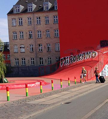 Nørrebro park Copenhagen