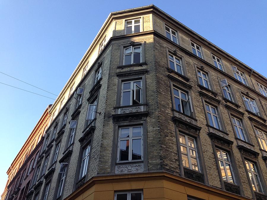 Nørrebro architecture