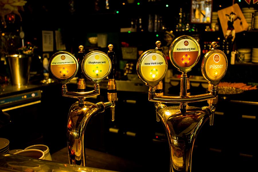 Brønshøj Staalvand Cafe beer