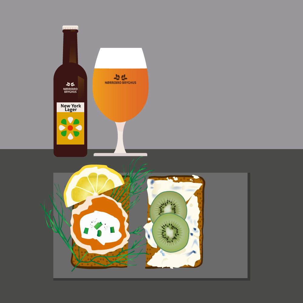 danish-open-sandwich-illustration-illustrator