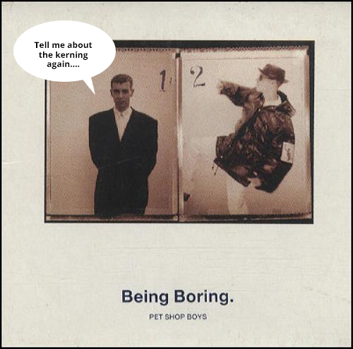 being boring pet shop boys