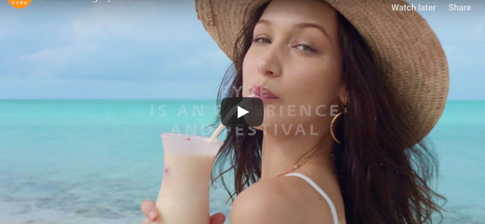 fyre festival marketing