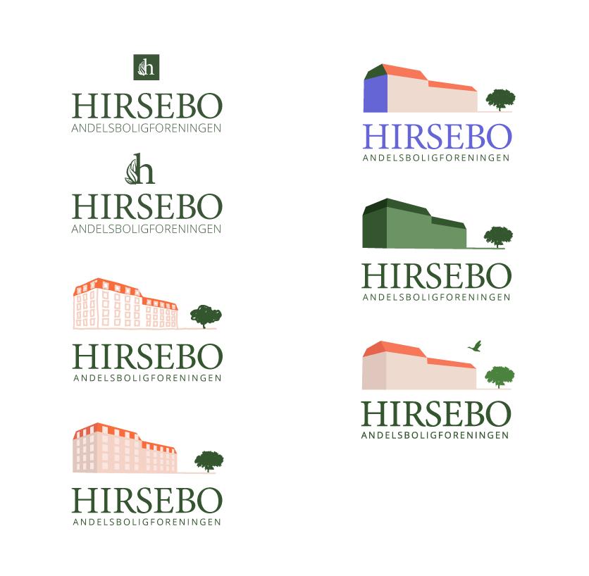 logo development design