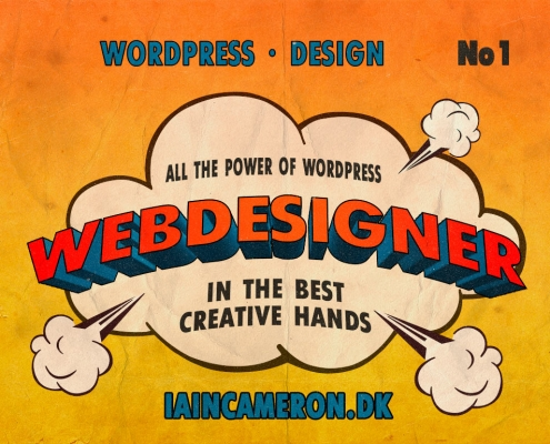 web design superhero