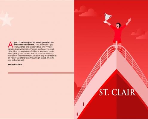 Aberdeen Gothenburg book design