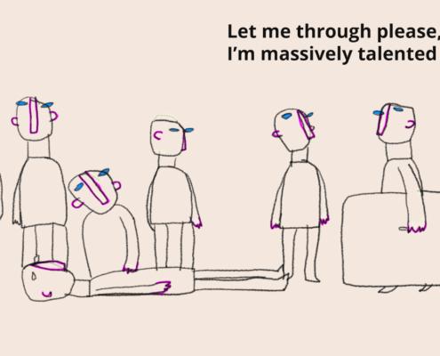design-portfolio-cartoon