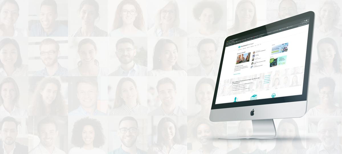 kontinens-website-portfolio